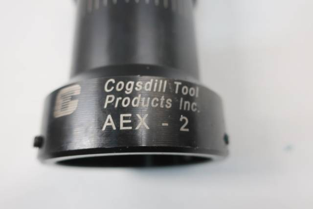 COGSDILL AEX-2 ROLLER BURNISHING TOOL