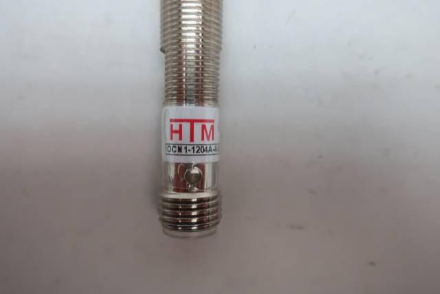 HTM OCN 1-1204A-AUL3 PROXIMITY SENSOR 20-250V-AC