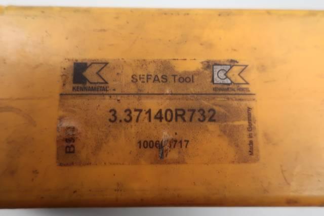 KENNAMETAL 3.37140R732 METRIC SEFAS BODY TOOL HOLDER 12-15MM 20NM