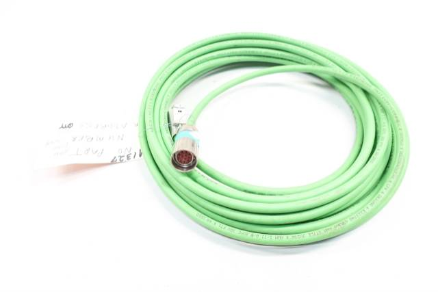 SIEMENS 6FX8002-2CA11-1BA0 MOTION-CONNECT SIGNAL CABLE 10M 500V-AC