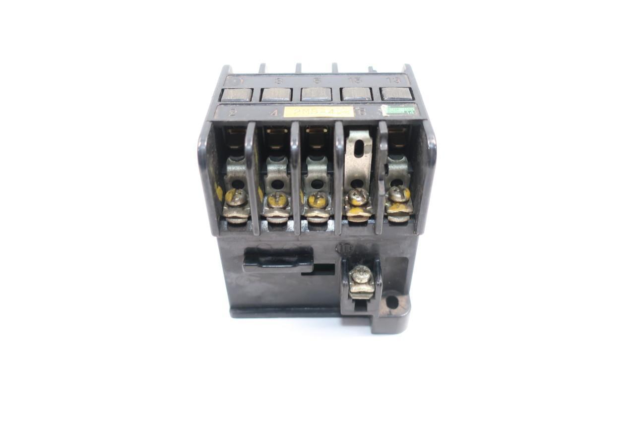 FUJI ELECTRIC SRC3631-5-1 MAGNETIC CONTACTOR