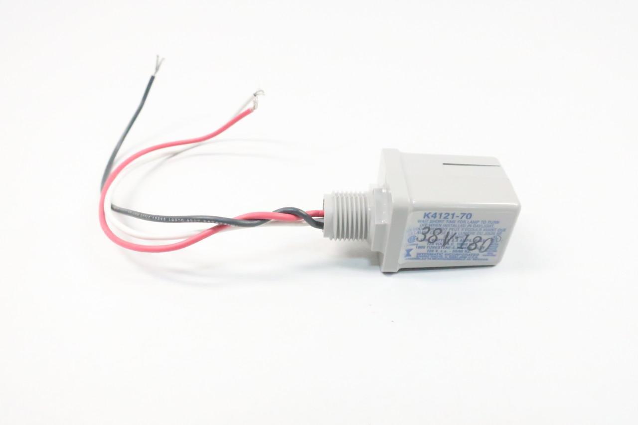 Intermatic K4121C Stem Mount Thermal Photo Control