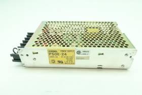 COSEL P50E-24 100-120/200-240V-AC 2.1A AMP 24V-DC AC TO DC POWER SUPPLY