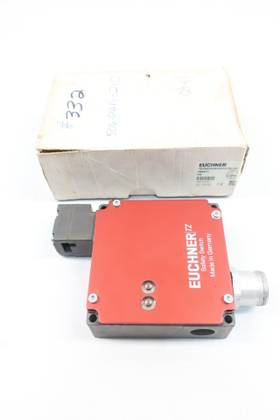 EUCHNER TZ1RE024BHAVFG SAFETY 230V-AC 24V-DC OTHER SWITCH