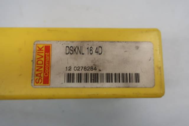 SANDVIK DSKNL 16 4D COROMANT COROTURN RC TOOL HOLDER