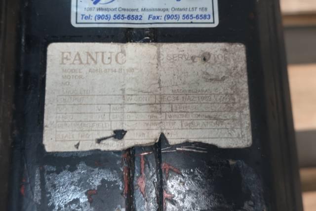 FANUC A06B-0754-B1100 3PH SERVO MOTOR