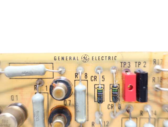 GENERAL ELECTRIC GE D-4011J97 P1 ZERO SPEED FUNCTION PCB CIRCUIT BOARD R689331