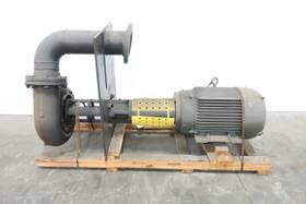 GUSHER 6X8-11SEL-CD-4-ADP IRON 6IN 11IN 40HP 8IN 230/460V-AC CENTRIFUGAL PUMP