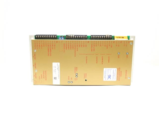 REDKOH INDUSTRIES RK2000 MICROPROCESSOR TRANSFORMER RECTIFIER CONTROLLER