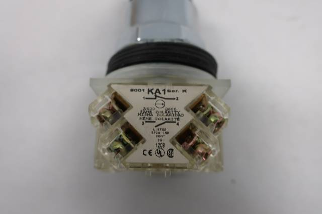 SQUARE D 9001KS43BH2 3 POS SELECTOR SWITCH SER K