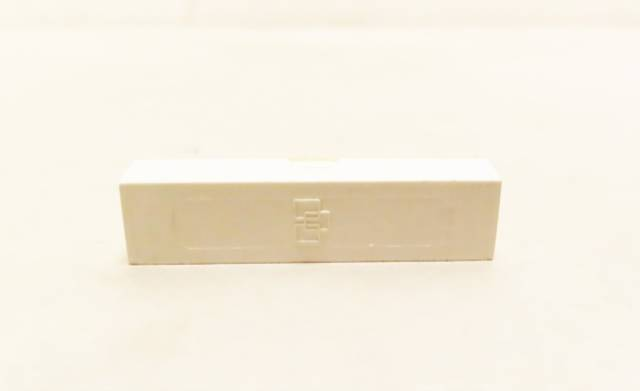 LOT OF 4 INTERLOGIX 1927-N SECURITY SWITCH CONTACT MAGNET WHITE