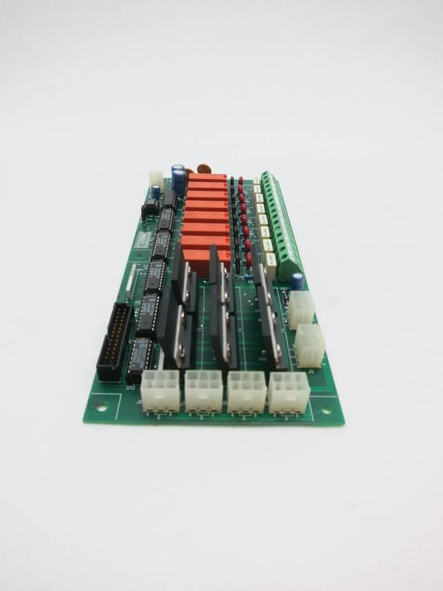 TYTRONICS 990327 RELAY PCB BOARD REV 4 D640709