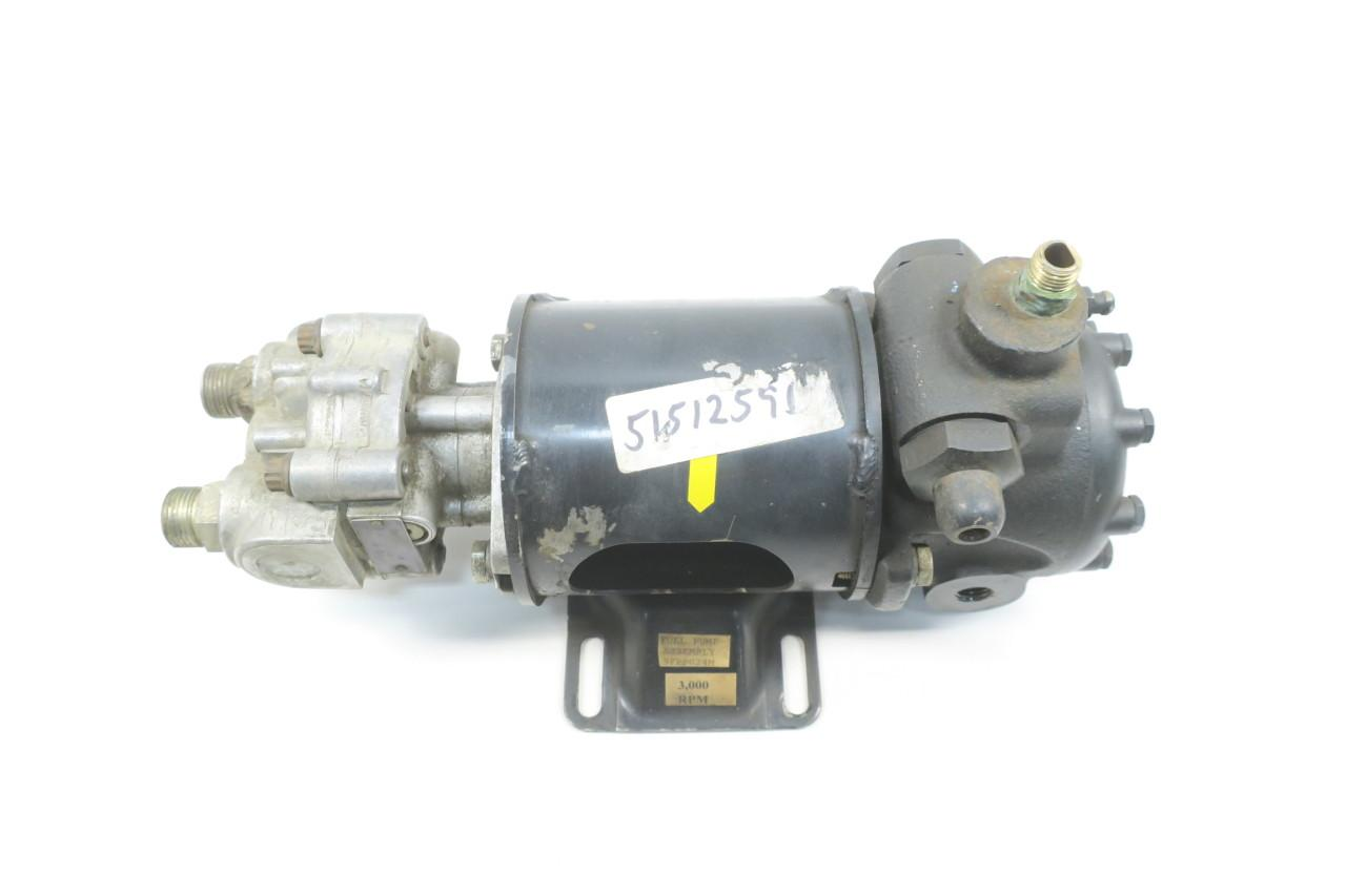 Suntec Model H Parker Mgg20010 Ba1a3 Hydraulic Gear Motor//fuel Pump