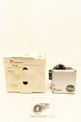 METSO NP726/S1Y ELECTRO-PNEUMATIC VALVE POSITIONER
