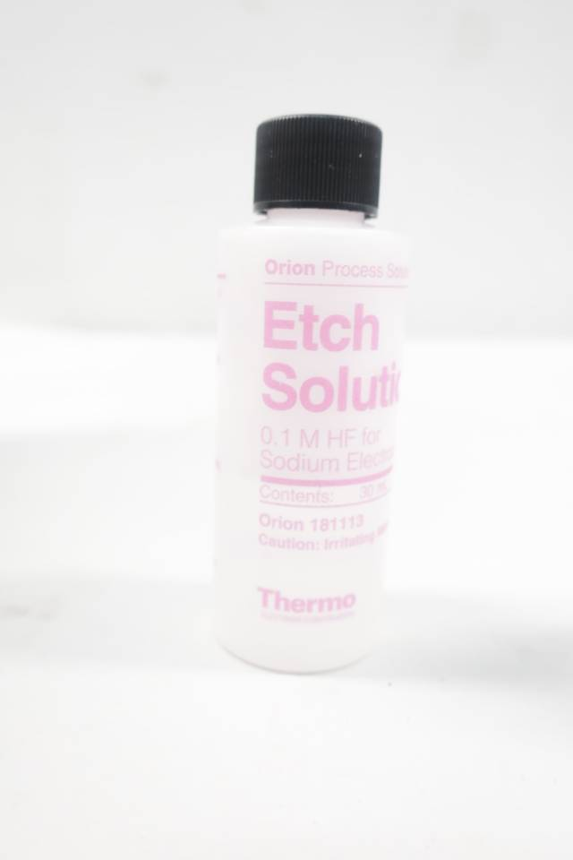 THERMO 181141 HIGH LEVEL SODIUM STANDARDS SOLUTION KIT D659781