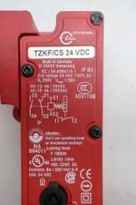 SCHMERSAL TZKF/CS 24VDC SAFETY SWITCH 24V-DC