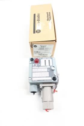 ALLEN BRADLEY 836T-T351JX9 CONTROL SER A 1/2IN 140-1000PSI 600V-AC PRESSURE SWITCH