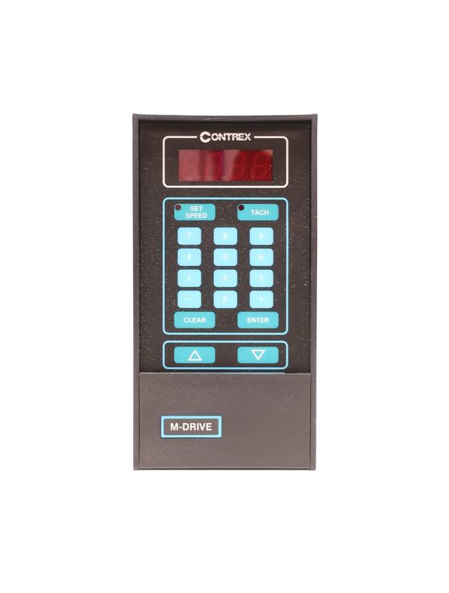 CONTREX 3200-1677 M-DRIVE 4E 115/230V-AC 90/180V-DC 2HP DC DRIVES