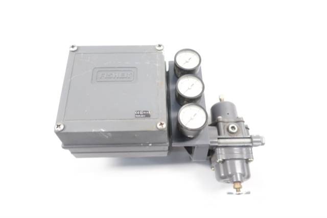fisher-3582g-pneumatic-valve-positioner