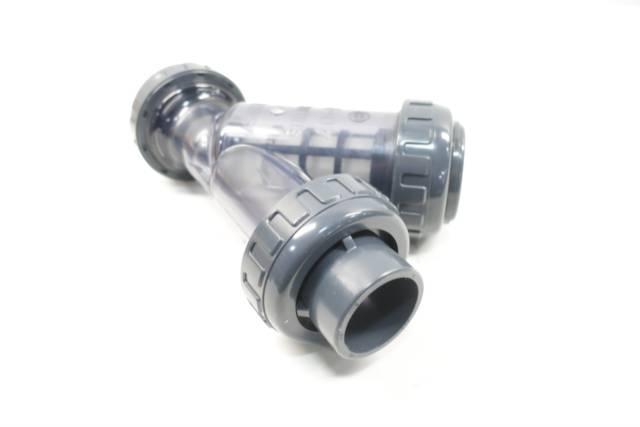 ASAHI Y-SEDIMENT PVC 1-1/2IN STRAINER D660679