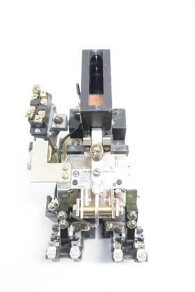 EC&M 7004 MXD0-3 LINE ARC 115/120V-DC 50A AMP DC CONTACTOR