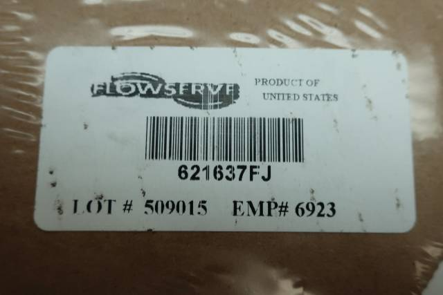 FLOWSERVE 621637FJ BRONZE FLANGE BUSHING D658934