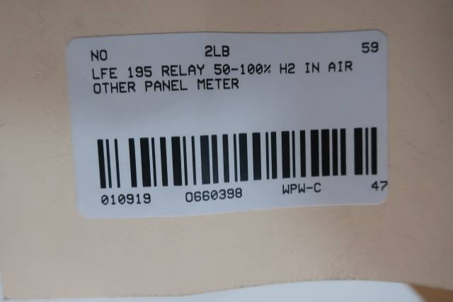 lfe-195-relay-50-100-h2-in-air-other-panel-meter