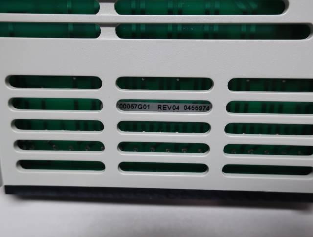 EMERSON 5X00059G01 OVATION HART ANALOG INPUT MODULE REV 03