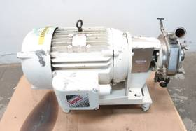 FRISTAM FP1742-200 STAINLESS 2IN 25HP 2-1/2IN 230/460V-AC CENTRIFUGAL PUMP