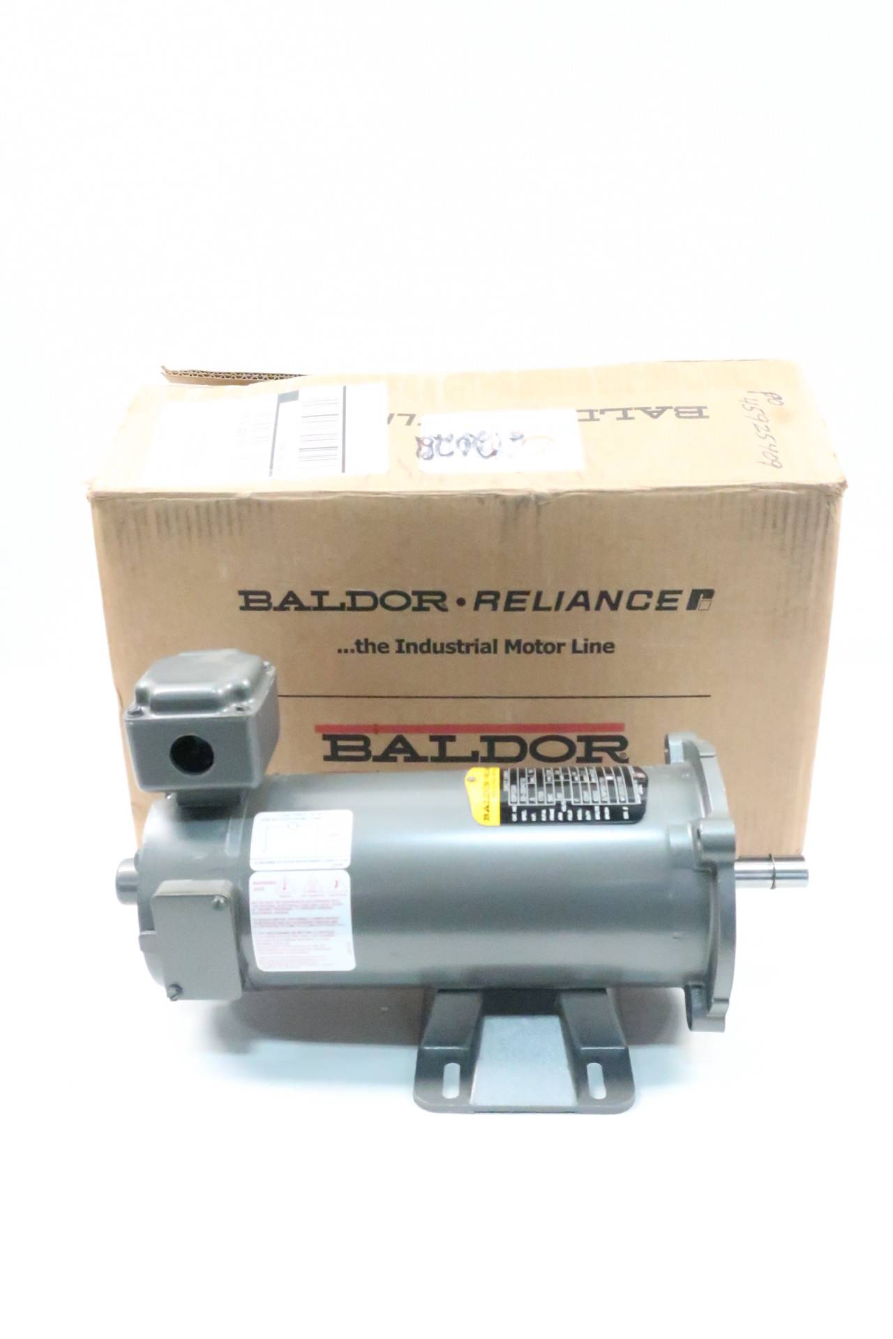 Baldor CDP3330 DC Motor 90v 1750 RPM 56c Frame for sale online