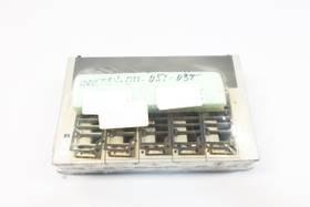 SMC NVV5FS4-01T-051-03T 1/2IN X 3/8IN 3/8/1/2IN NPT PNEUMATIC VALVE MANIFOLD