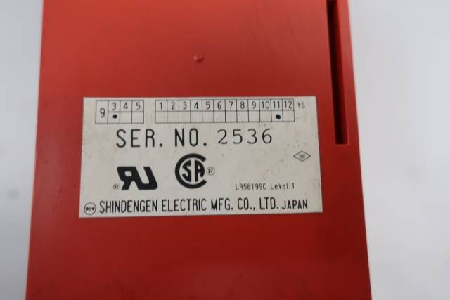 MITSUBISHI A61P-UL MELSEC POWER SUPPLY MODULE