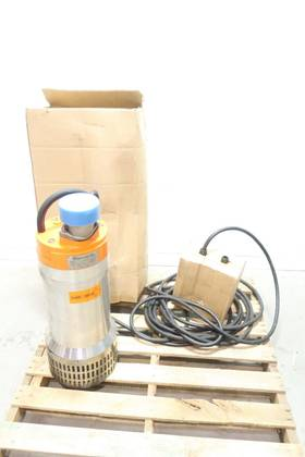 STANCOR S1000HH DEWATERING 3PH 10HP 460V-AC SUBMERSIBLE PUMP
