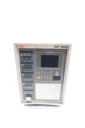 TOYODA AP502 DATA AND COUNTER CONTROL UNIT CONTROLLER MODULE