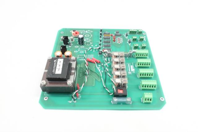 CAPITAL CONTROLS A-1499 POWER SUPPLY PCB CIRCUIT BOARD REV 3