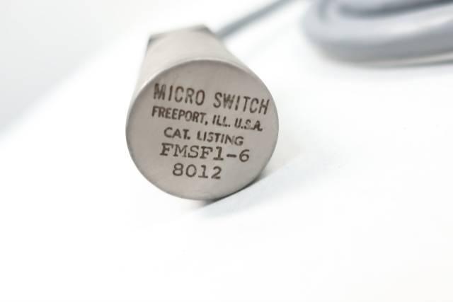 MICRO SWITCH FMSF1-6 PROXIMITY SWITCH