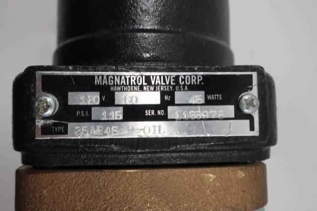 MAGNETROL 35AB46 FLOW SWITCH 1-1/2IN 120V-AC