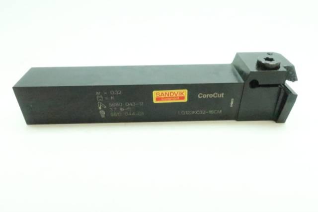 SANDVIK LG123K032-16CM TOOL HOLDER